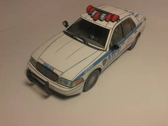 Ford Crown Victoria NYPD by SulikGT