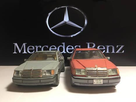 Mercedes Benz W124 (S124)