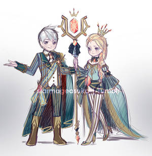 ~King and Queen~