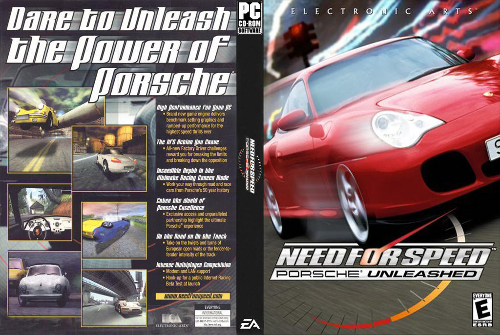 NFS Porsche Unleashed Complete Cover Stock 2 by Mighoet on ... Nfs Porsche Unleashed 2