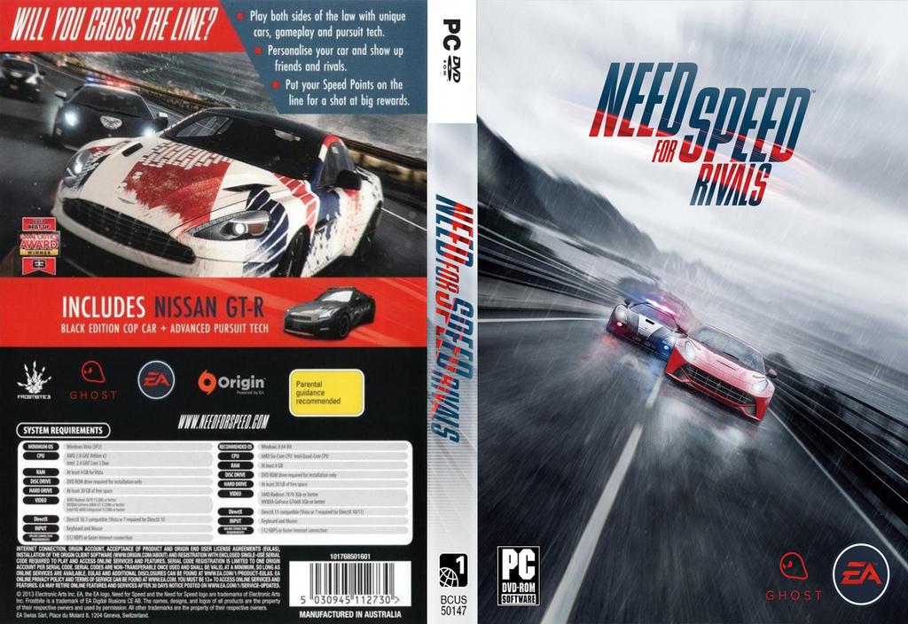 nfs rivals trailer 3gp