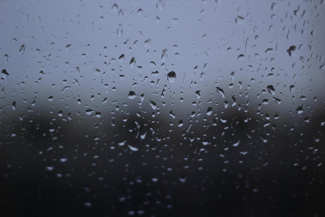 Raindrops 4K by Keiji22