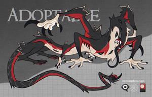 adoptable   Eyeless beast (SOLD)