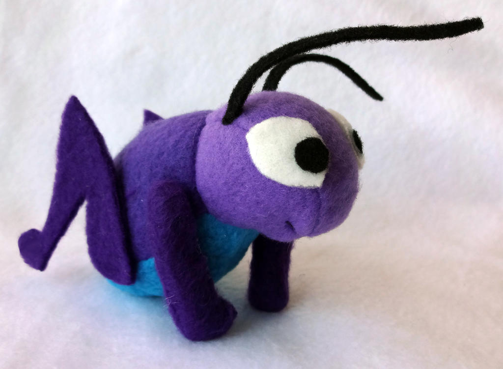 'Lucky Bug' from Disney's Mulan Plush by JanellesPlushies ...