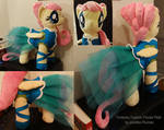 Fluttershy Fashion Model Plush
