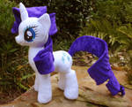 Rarity Plush