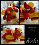 Big Mac Laying Plush