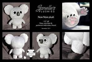 Nom Nom Plushie *For Sale*