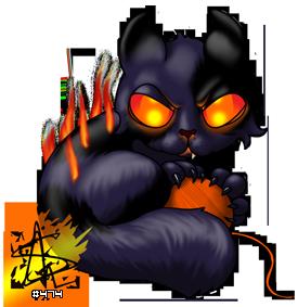 dream-whizper: Sataniel by FiendPets