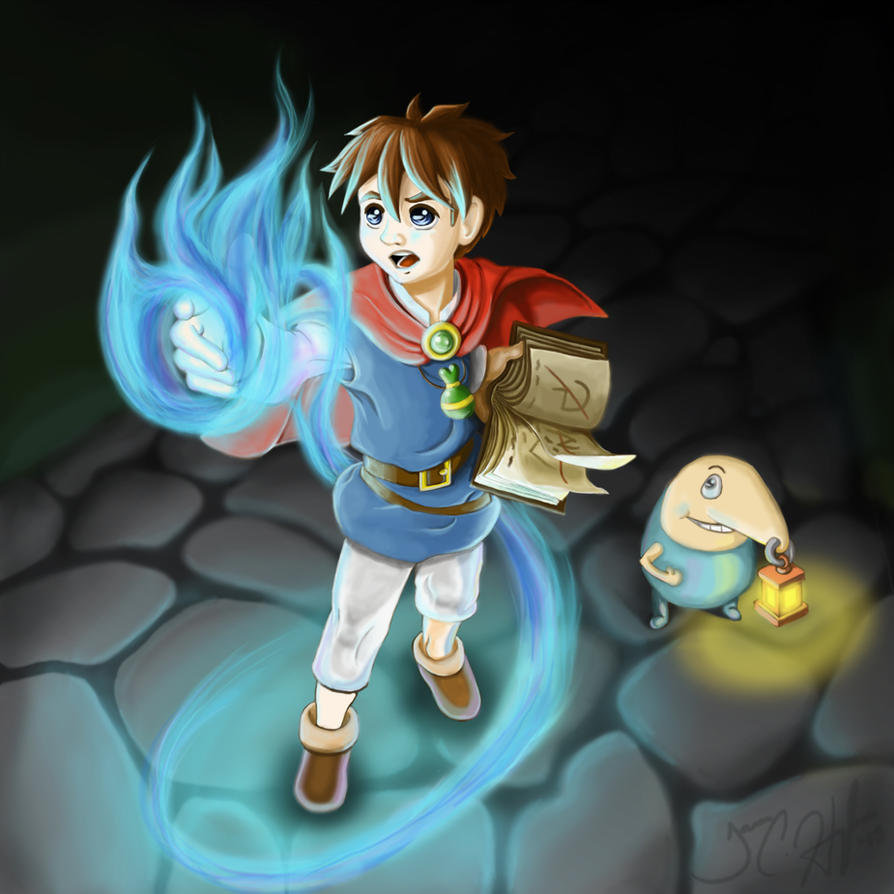 Ollie-Boy by Tarafied