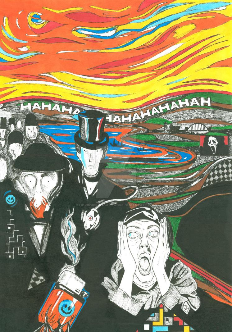 Panic Attacks by horrorshow-artwork