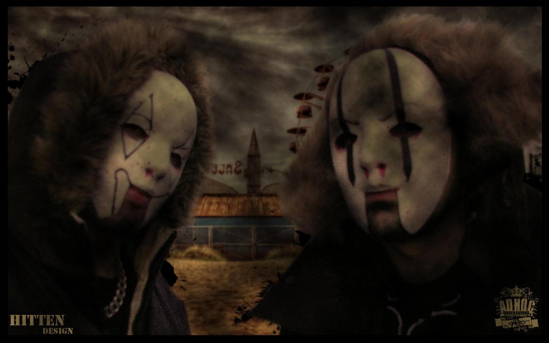 Underground Rap Art Adhoc Underground Rap Hitten
