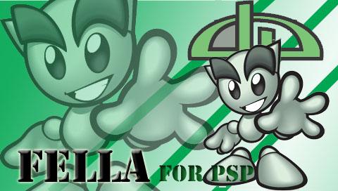 Fella for PSP by noiseless-superhero