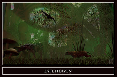 Safe Heaven by FreyrStrongart