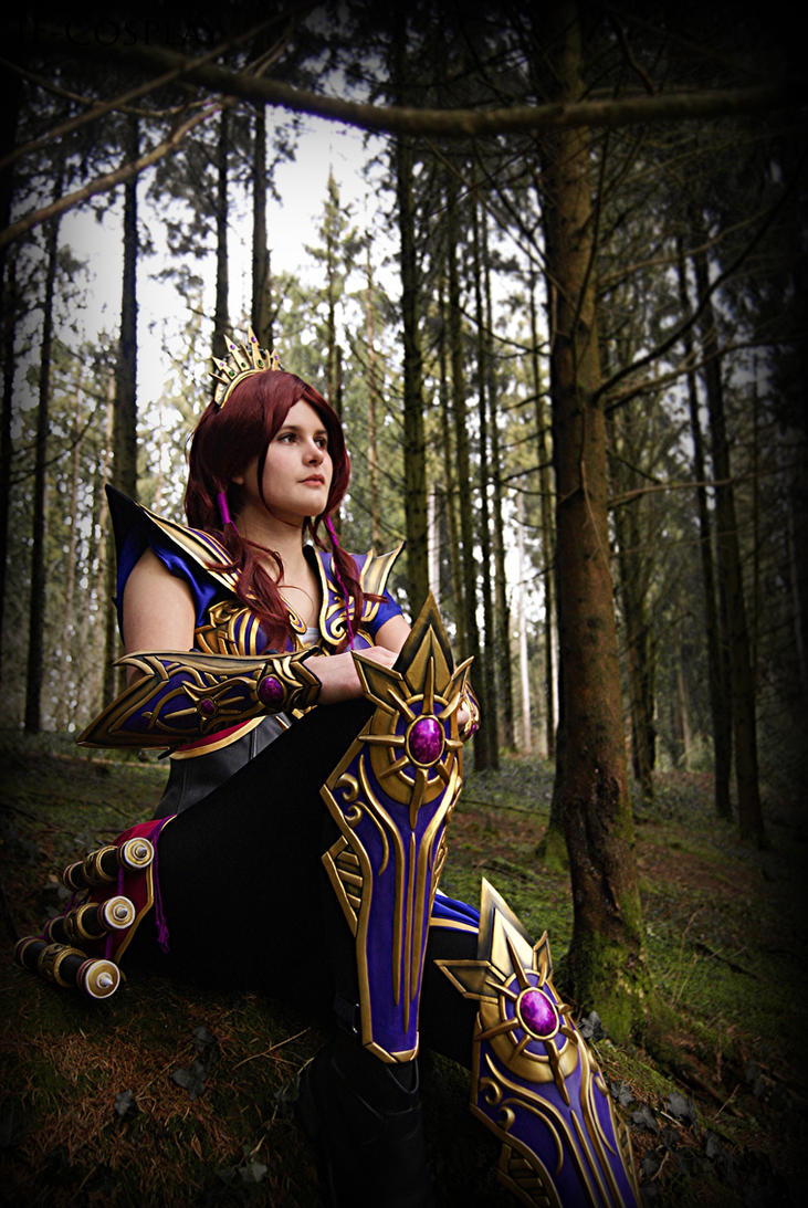 Diablo 3 Wizard by JF-Cosplay