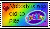 Webkinz Stamp by SketchyCharmander