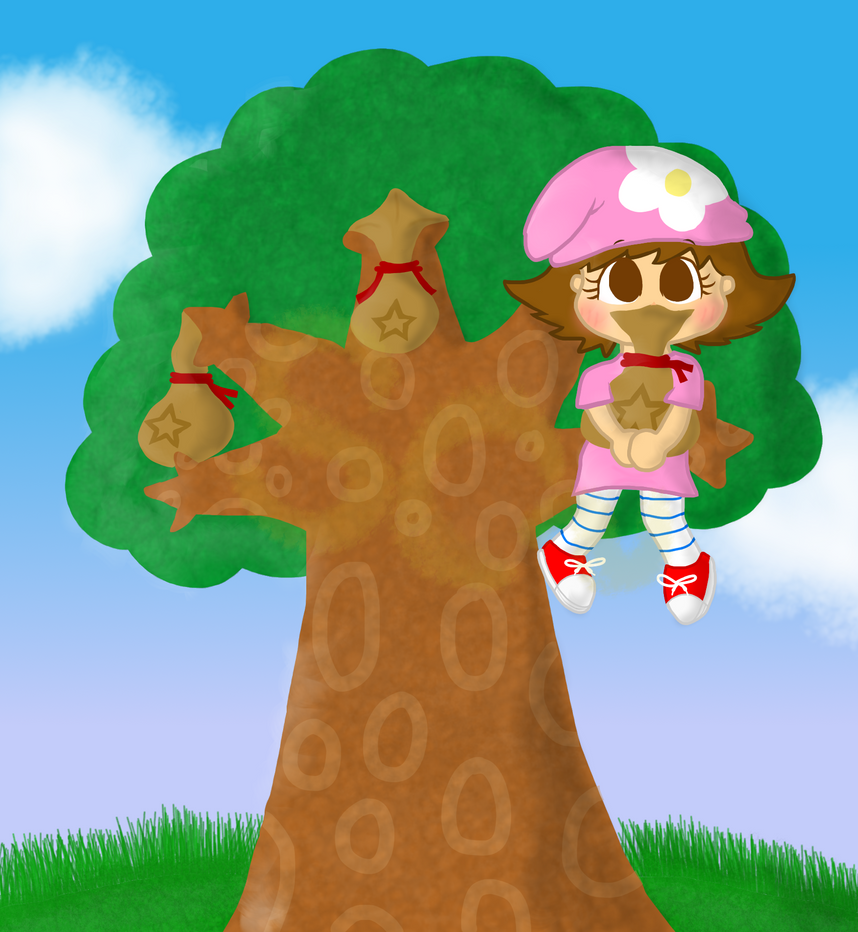 .:Bell Tree:. by SketchyCharmander