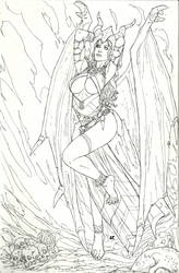 Queen Demon