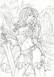 Queen of Warriors