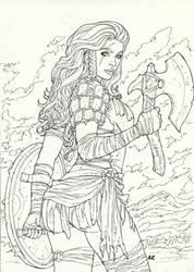 Barbarian Commander