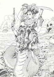 Medusa Pirate Commission