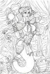 Hetali Djinn commission version 3