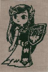 Princess Zelda by Kasienda