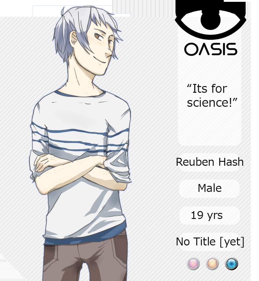 OASIS | Reuben Hash by Reedpiper