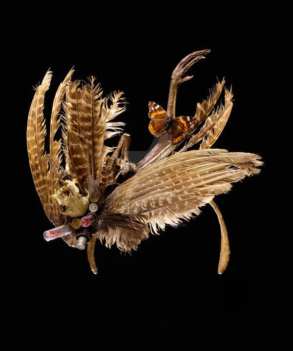 vanitas 5: nature mort by deepgreenart