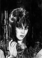 Joannie Got a Gun by Sass-Haunted