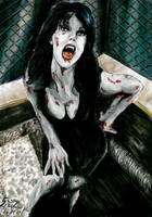 Jett's Blood Lust by Sass-Haunted