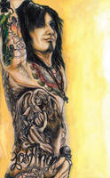 Nikki's Sixx Tattoos 2 by Sass-Haunted