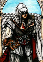 Ezio Auditore II by Sass-Haunted