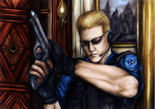 S.T.A.R.S. Wesker for Irenei