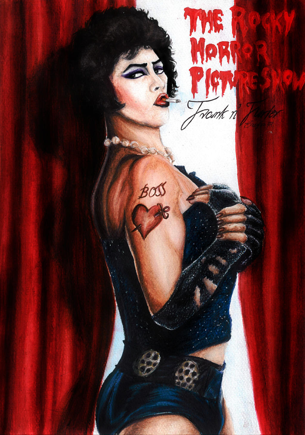 Frank n' Furter by Sass-Haunted