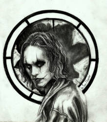The Crow II by Sass-Haunted
