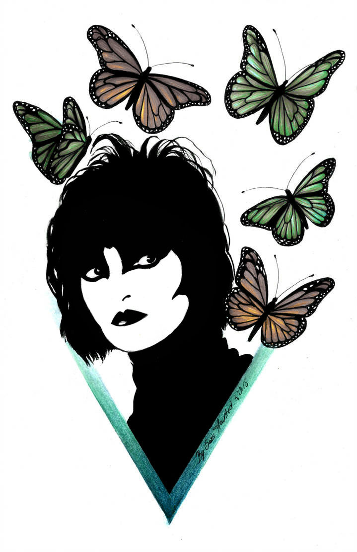 Siouxsie And  The  Butterflies v2.