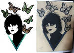 Siouxsie inked