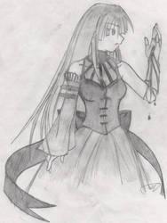 Myrrha Nosferatu by marcjames07