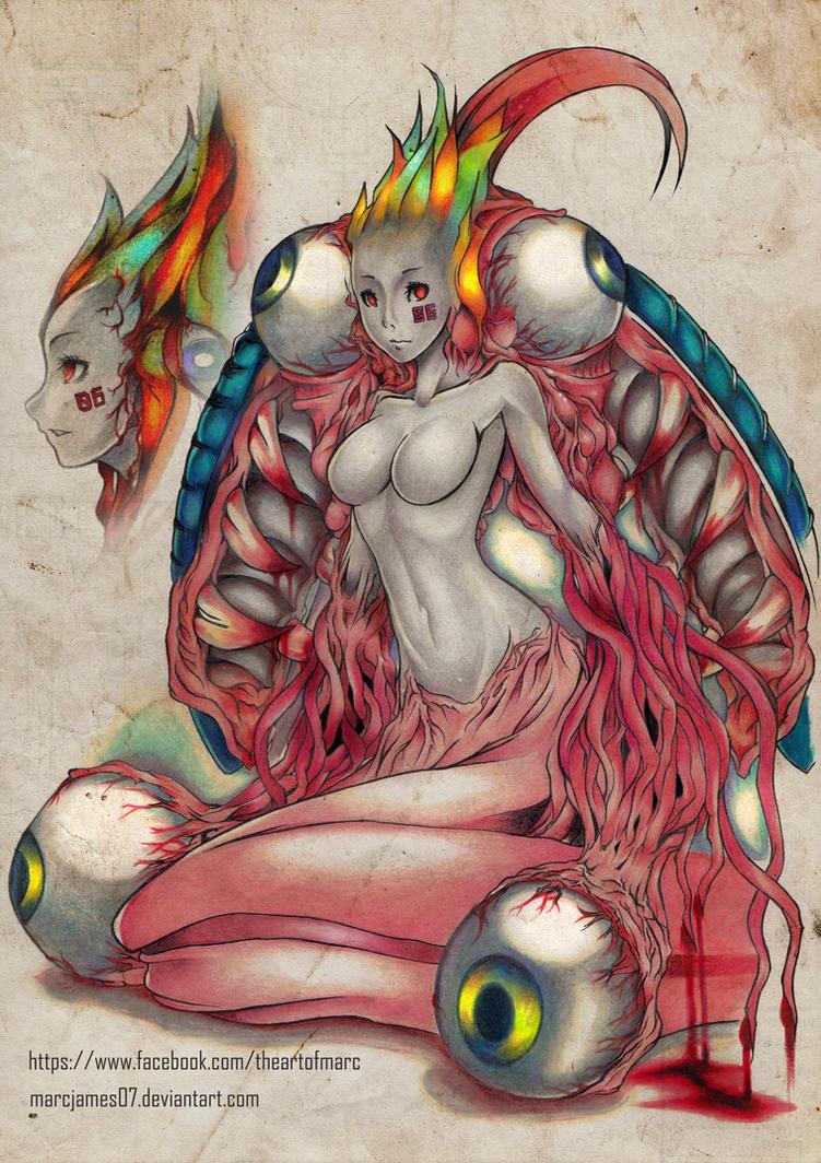 Project-06 Medusa by marcjames07