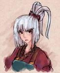 Dragonblade Riven Portrait