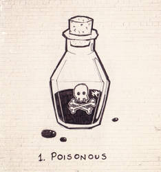 1. Poisonous by ScienceWithSteve
