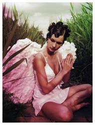 Angel I by A-c-h-m-e-d