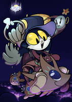Klonoa by bstuffs