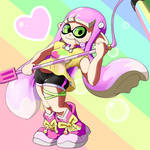 Sweetest squid