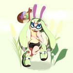 Easter Squid