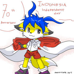 Anniversary 70th Indonesia's Independence Day