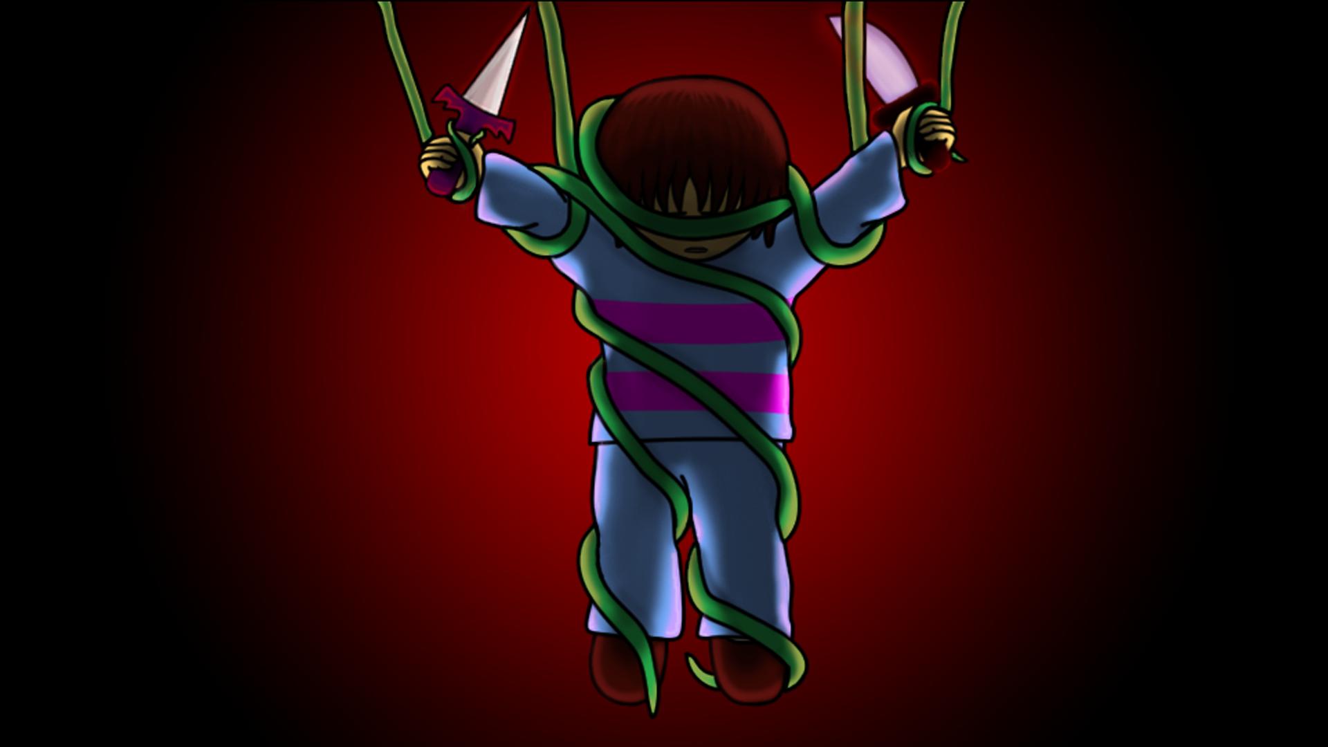 Dangling by Dark Threads