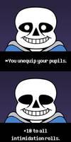 Spooky Scary DnD Skeleton by StephOBrien