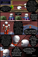There's Always Time to Antagonize Papyrus by StephOBrien
